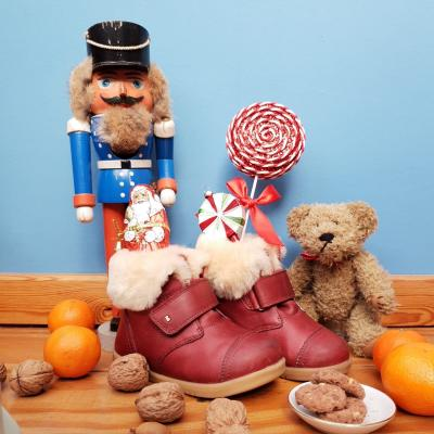 Bobux Christmas Traditions